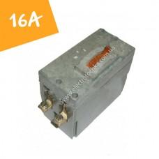 Автоматический выключатель ВА-21-29 16А на 2 полюса (АК-63 2МГ)