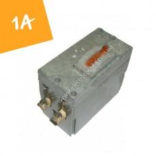 Автоматический выключатель ВА-21-29 1А на 2 полюса (АК-63 2МГ)