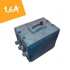 Автоматический выключатель ВА-21-29 1,6А на 3 полюса (АК-63 3МГ)