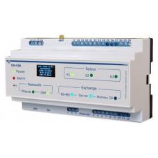 Контроллер SMS-оповещения об авариях на MODBUS-оборудовании ЕМ-486