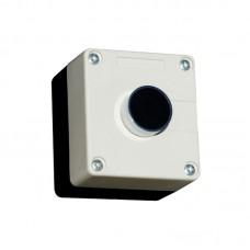 Кнопочный пост, AC380/DC110, ЧЕРНАЯ кнопка PB2-BA21, N0, 230В, IP54