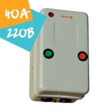 Контактор ПМЛк-1-40  40А 220В 18,5кВт АС3 (в захисному корпусі)