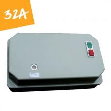 Контактор ПМЛк-1 32А 400В АС3  (схема звезда + треугольник)