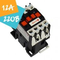 Контактор ПМЛо-1-12 12А 220В АС3