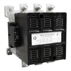 ПМ12 160150 160А, нереверсивный, без реле, IP20, пускатель электромагнитный