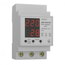 Реле напряжения многофункциональное ADECS ADC-0110-50