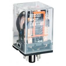 Реле промежуточное МK2P (AC 110 V)