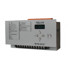 Микропроцессорная защита электродвигателя реле РДЦ-04