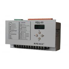 Микропроцессорная защита электродвигателя реле РДЦ-05