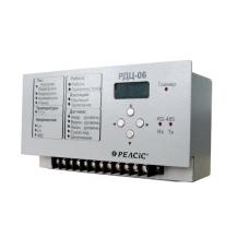 Микропроцессорная защита электродвигателя реле РДЦ-06