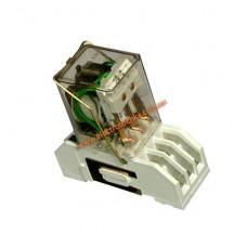 Реле промежуточное РП-21 003 220 DC с розеткой