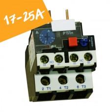 Реле електротепловое  РТЛн на 17А-25А