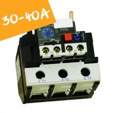 Реле електротепловое  РТЛн на 30А-40А