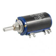 Потенціометр багатооборотний WXD3-13-2W-10K L=20mm