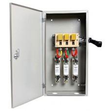 Ящик с перекидным рубильником ЯПРП 100А  (с рубильником  перекидным)