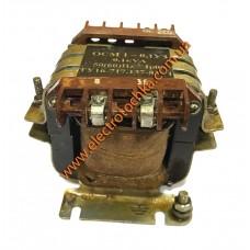 Трансформатор ОСМ1-0,1 кВт однофазный