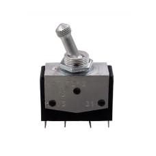 Тумблер ТВ-1-2 (5А, 220В) (2 положения, 4 контакта)