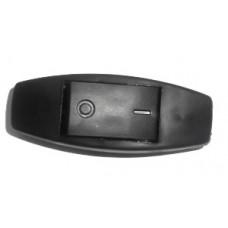 Выключатель подвесной ВШ21 черный